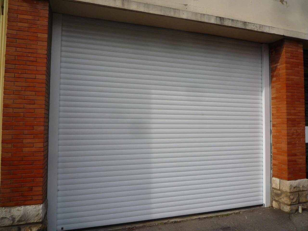 Porte de garage rollmatic hormann
