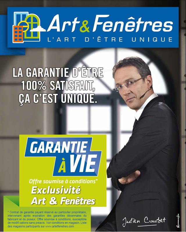 Garantie à Vie - Art et Fenêtres Portes du Luberon Cavaillon